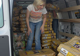RESCUE BANK Pet Food Donation